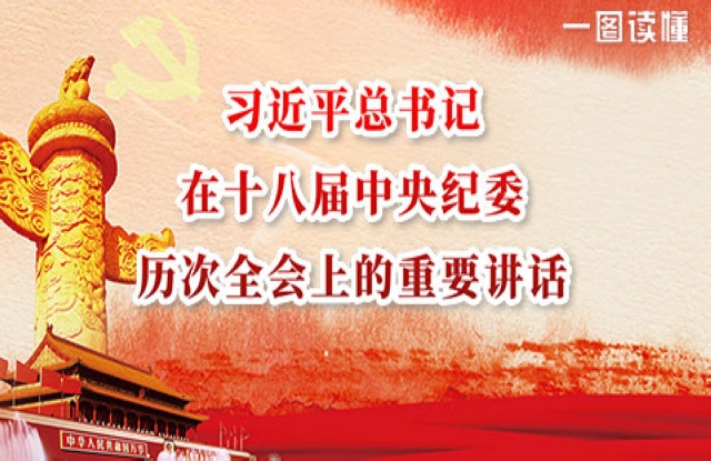 习近平总书记在十八届中央纪委历次全会上的重要讲话