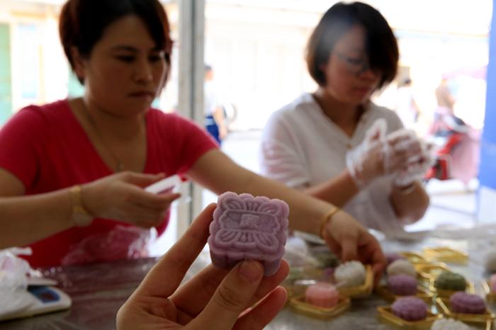 海沧:清廉月饼促团圆