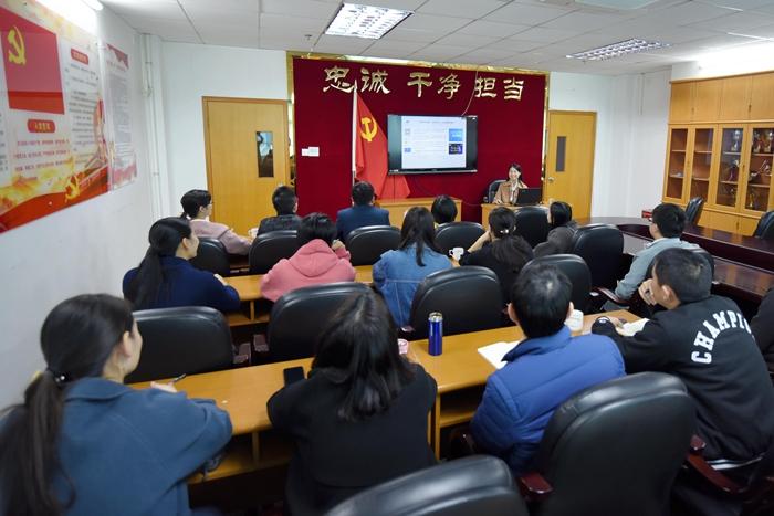同安:举办纪检监察新闻宣传业务培训