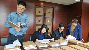 图说|上班第一天,翔安的纪检监察干部在忙啥