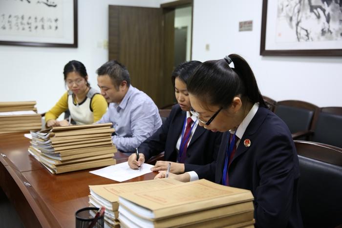 海沧:线索移交一件不落 改革步履稳步向前